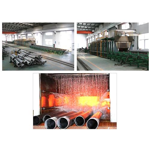 HRG型辊底式不锈钢管固溶化处理炉