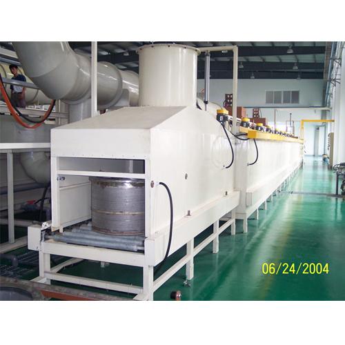 连续式除氢炉