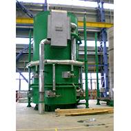 HCB型钟罩式不锈钢带固溶化处理炉