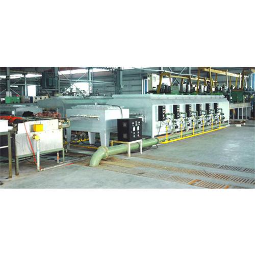 HGR型连续式不锈钢线固溶化处理炉