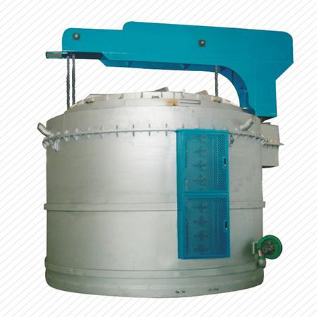 HBP型超强对流热处理炉