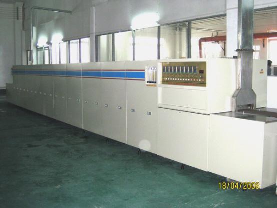 RCA-300氮气保护智能控温烧结炉