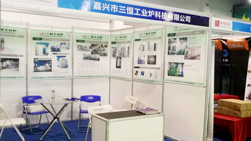 我公司参加2018上海国际标准件展